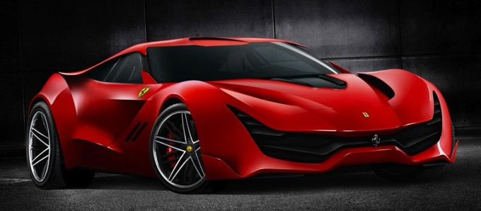 Ferrari F12 Successor Shut Up And Take Our Money