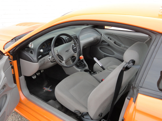 Readers Rides Richard S Built Not Bought Mustang V6