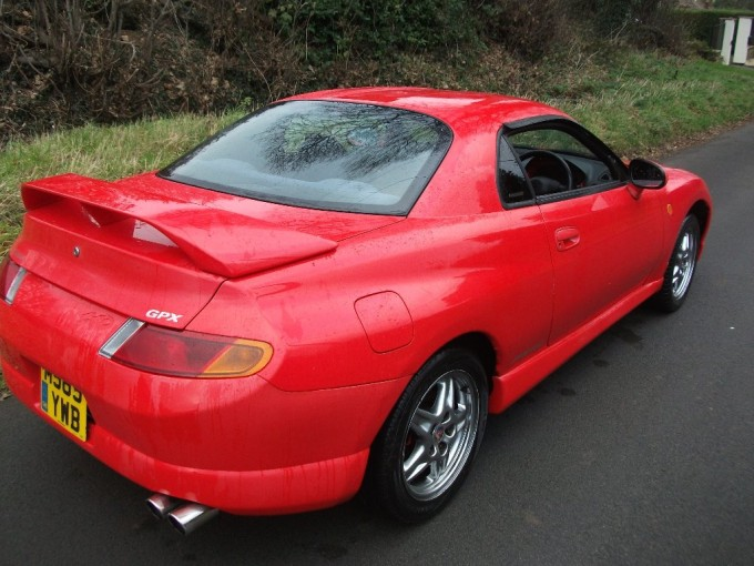 Clifieds' Car Of The Day: Mitsubishi's Feisty FTO V6