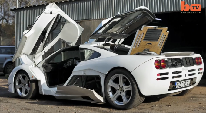 Mclaren Kit Car >> Here S How You Can Have A V12 Mclaren F1 For 20k