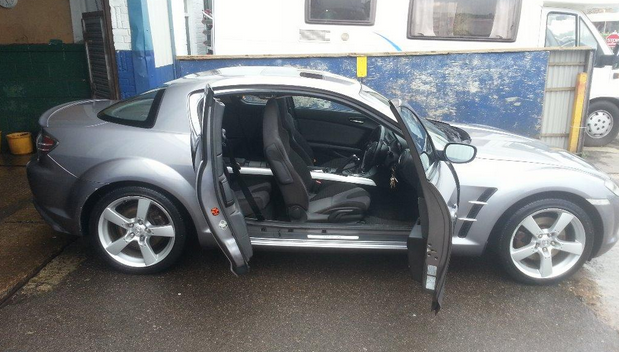 Classifieds' Car Of The Day: Mazda RX-8 For £1500