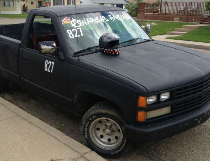 Readers Rides Alex S Anarchic Chevy C1500