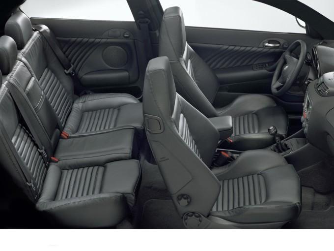 Alfa Romeo 147 Gta Seats