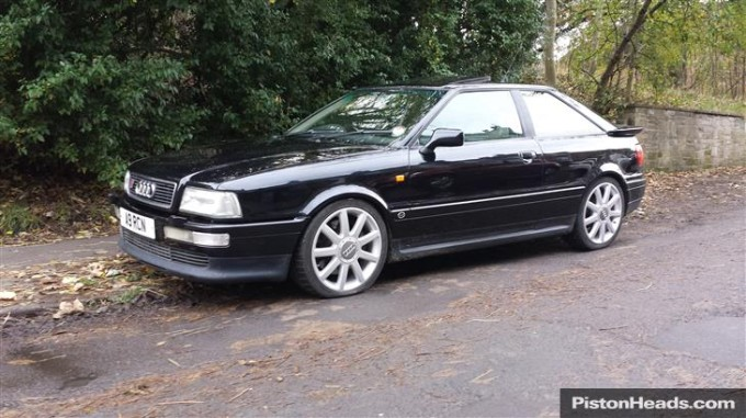 Classifieds Car Of The Day Seductive 300bhp Audi S2
