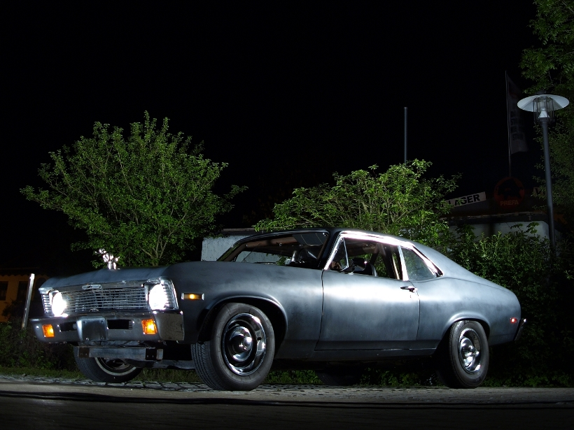 Now\'s Your Chance To Buy The Chevy Nova From Quentin Tarantino ...