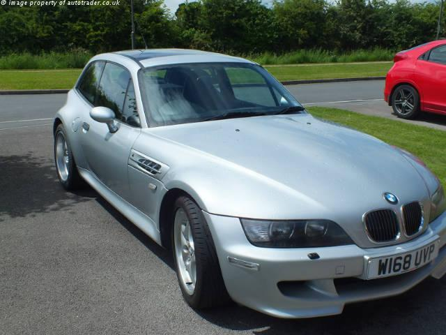 BMW M Coupe 3
