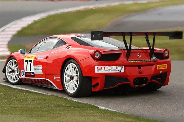 Ferrari Challenge Race Cars For Sale