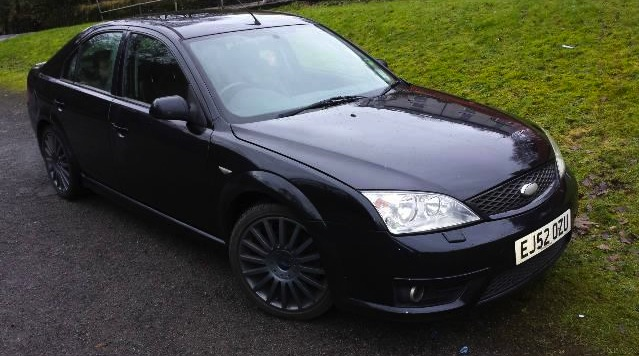 classifieds 39 car of the day v6 ford mondeo st220 sports saloon. Black Bedroom Furniture Sets. Home Design Ideas