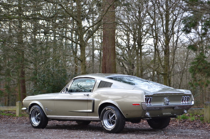 Classifieds Car Of The Day Classic Ford Mustang Fastback
