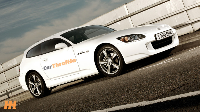 Honda S2000 shooting brake 2