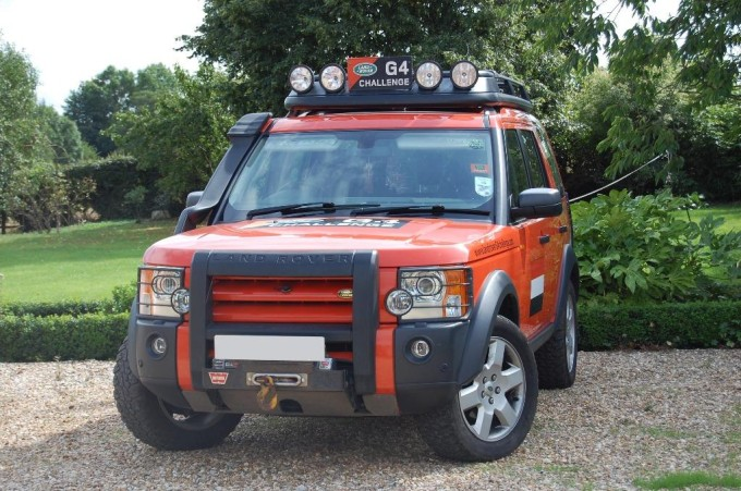 Clifieds' Car Of The Day: Apocalypse-Ready G4 Land Rover