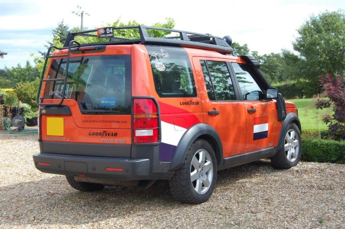 Classifieds Car Of The Day Apocalypse Ready G4 Land Rover
