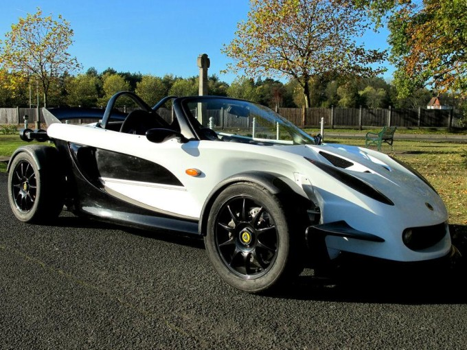 Classifieds Car Of The Day Open Body Lotus Elise 340r