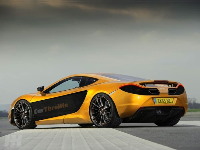 This Is How Stunning The 2015 Mclaren P13 Could Look