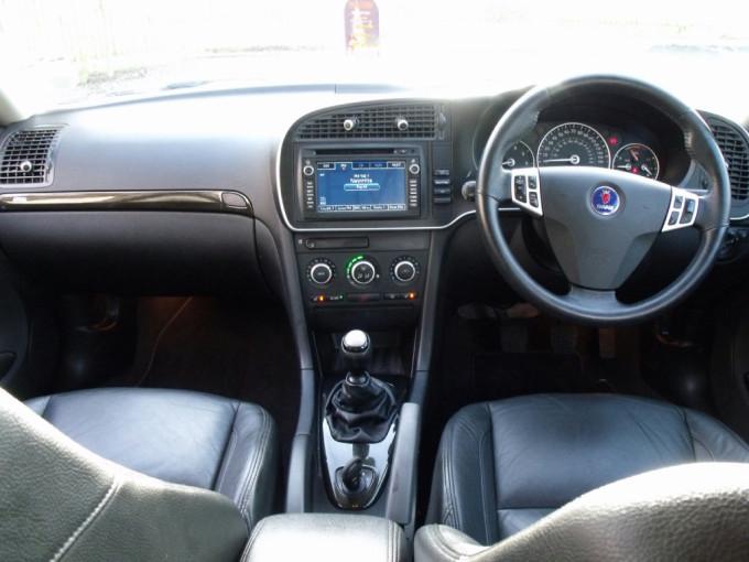 Saab 9-3 Turbo X 3