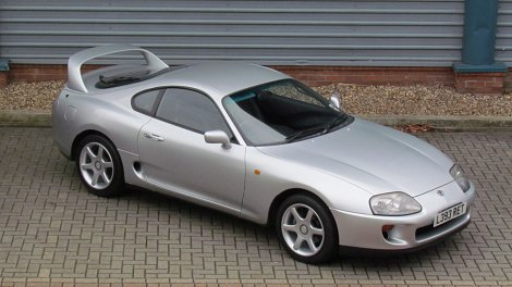 Classifieds car of the day stunning toyota supra mk4 sciox Gallery