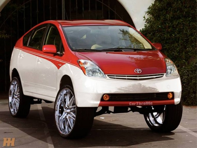 Say Hello To The Prius Donk: Your New Motoring Hate Object