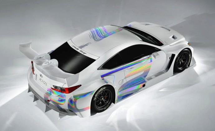 Lexus RC F GT3 3