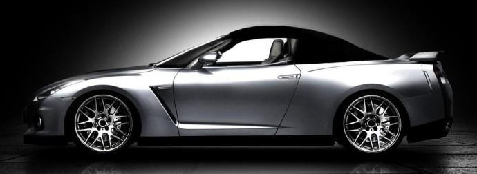 Nissan GT-R Convertible 4