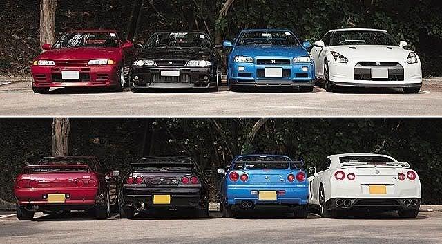 Nissan Skylines