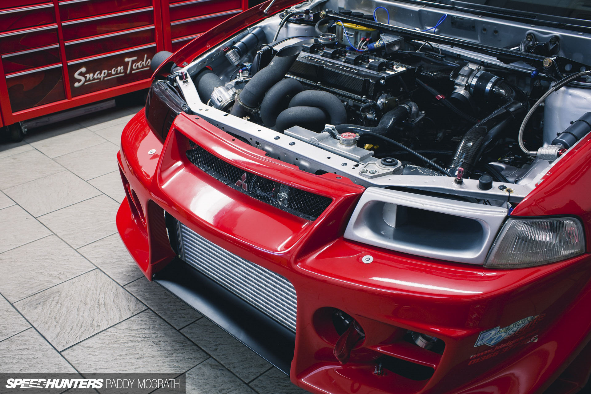 This 900hp Evo Vi Is A Ferocious 8 Second Car