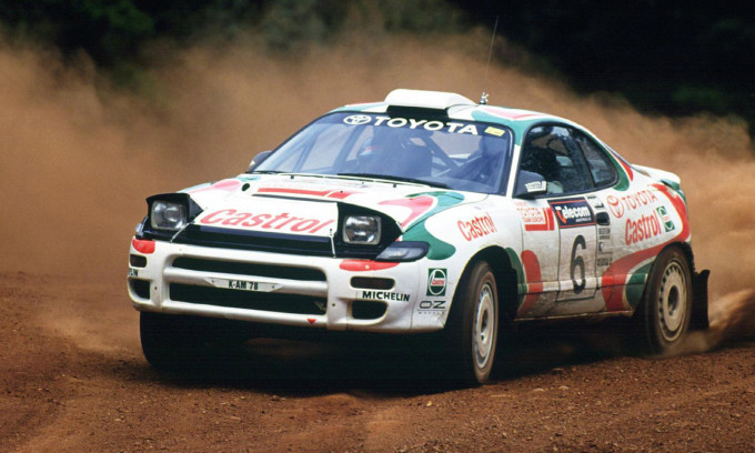 Classifieds' Car Of The Day: Toyota Celica GT-Four Carlos Sainz