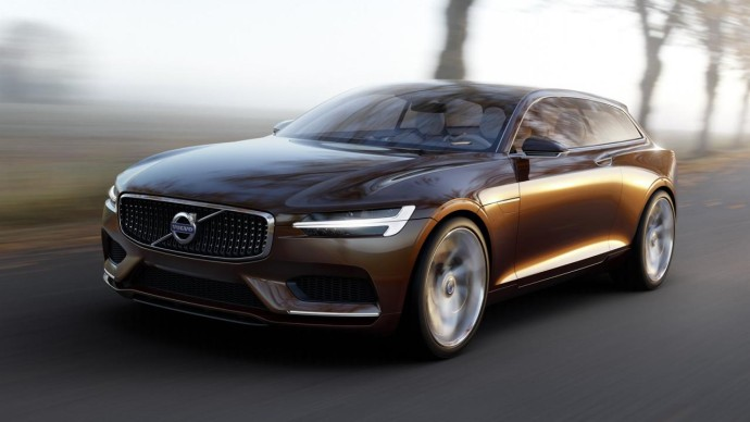 The Volvo Concept Estate Is A Sexy Shooting Brake You Want But Can T Have