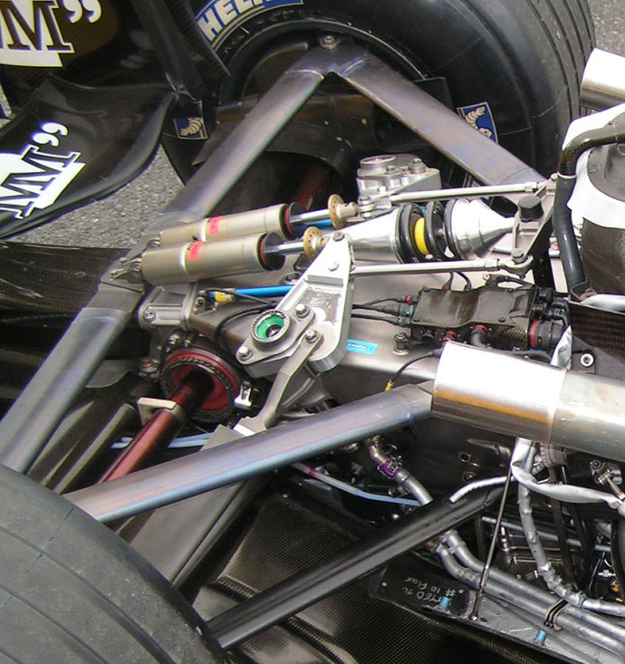 Car S That Use Independent Rear Suspensions