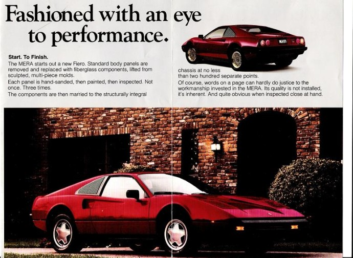 One Of The Rarest American Cars Is A Counterfeit Ferrari 308