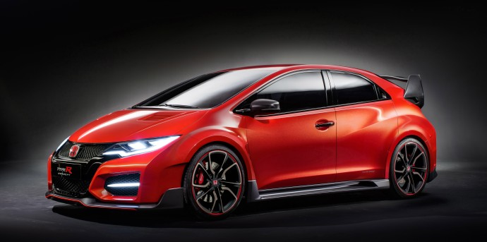 honda 39 s new 300bhp civic type r will be a heroic hot hatch. Black Bedroom Furniture Sets. Home Design Ideas