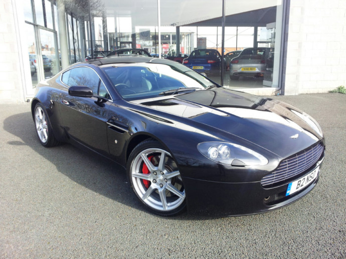 Classifieds' Car Of The Day: Surprisingly Affordable Aston V8 Vantage