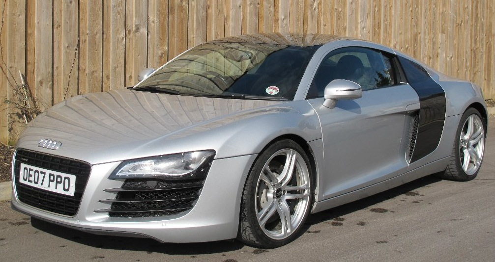 You Can Now Buy An Audi R Supercar For S Cash - Buy an audi
