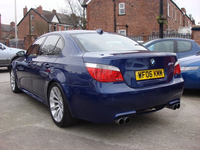 classifieds 39 car of the day v10 bmw e60 m5. Black Bedroom Furniture Sets. Home Design Ideas