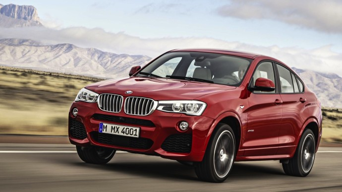 The Bmw X4 Is The Latest Car In The Stupidly Complicated