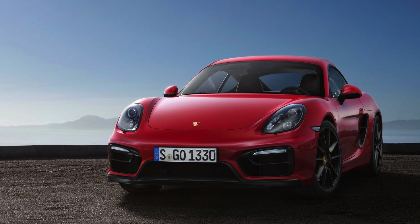 The Porsche Boxster GTS And Cayman GTS Are Here; Still ...