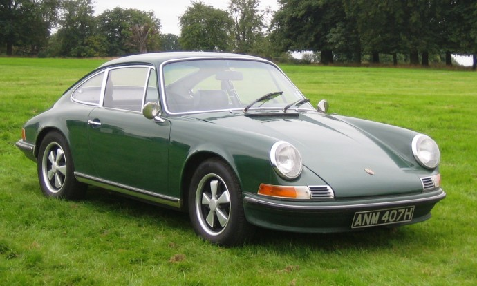 Porsche_911E_ca_1969