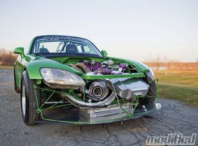 Engine Pornography Is How You D Describe This S2000 Picture