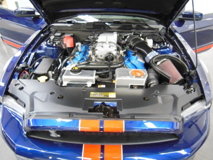 Classifieds Car Of The Day NFSInspired Ford Mustang Shelby GT - Cool car upgrades