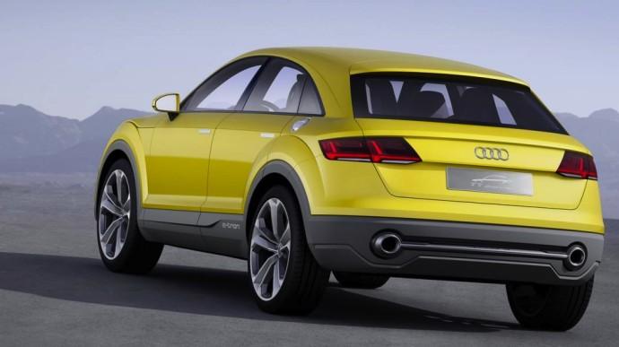 Audi TT offroad 3