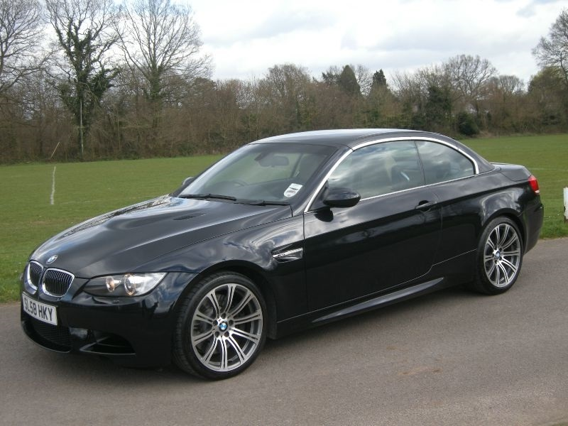 You Could Buy Three Used V8 M3s For The Price Of An M4