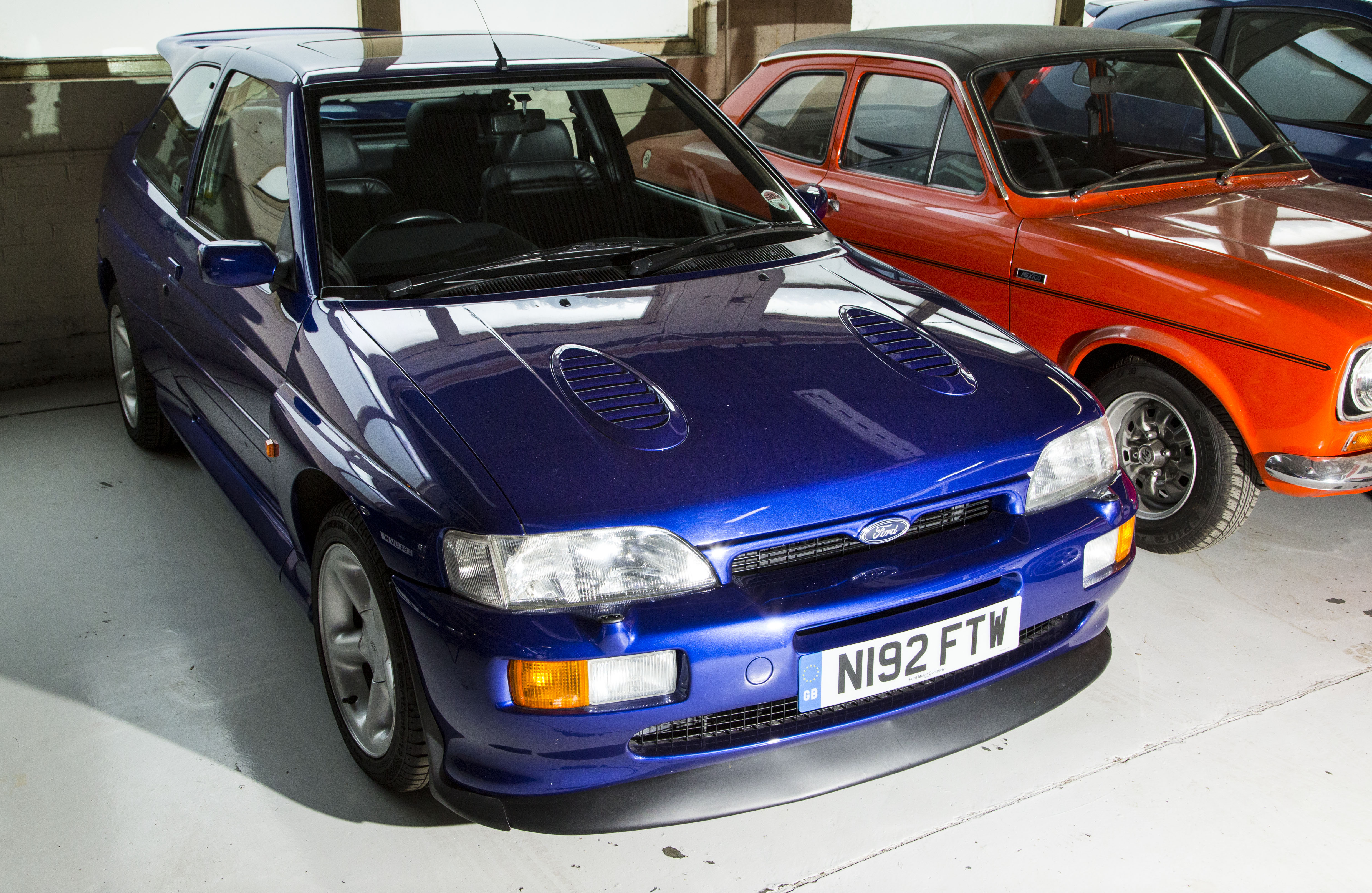 Cosworth video escort