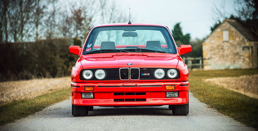 This Immaculate BMW E30 M3 Just Sold For £34,500