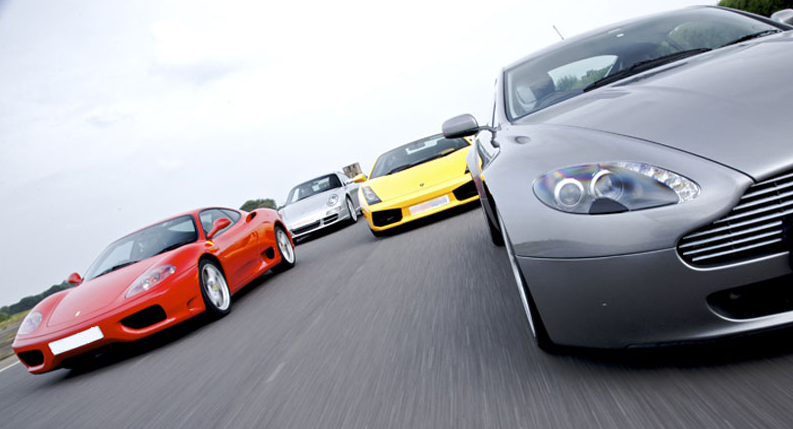 Updated Now S Your Chance To Win A Track Day With 3 Supercars