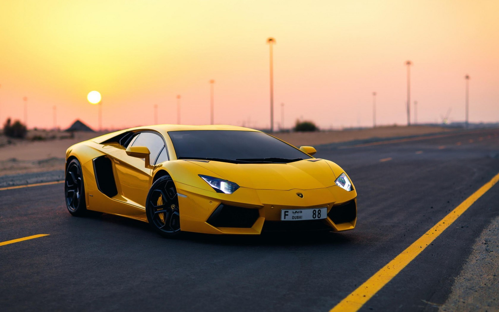 Here39;s Your DropDead Gorgeous Lamborghini Aventador Wallpaper