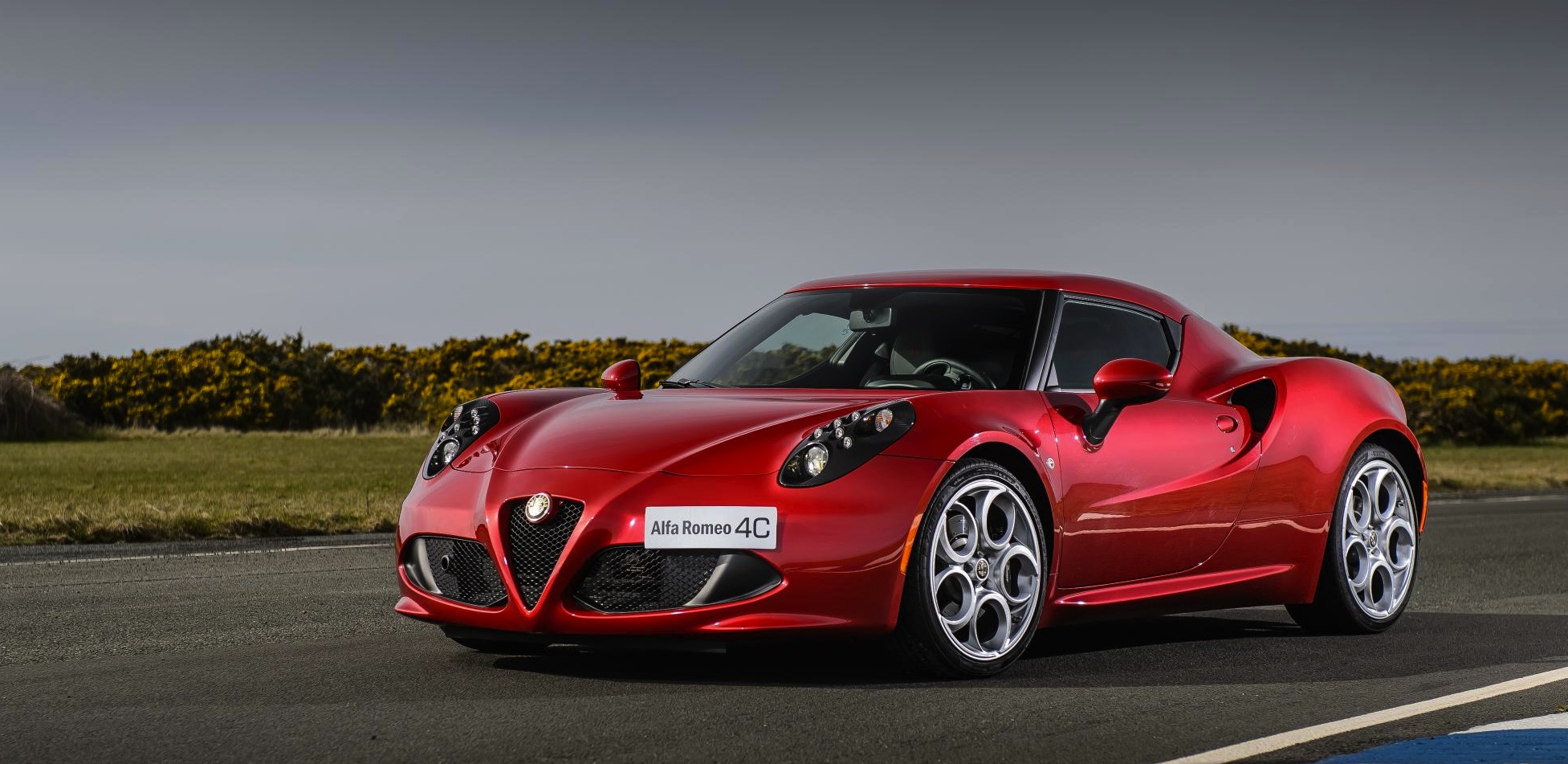 Good News: Alfa Romeo's Future Will Be A Festival Of 4WD & RWD