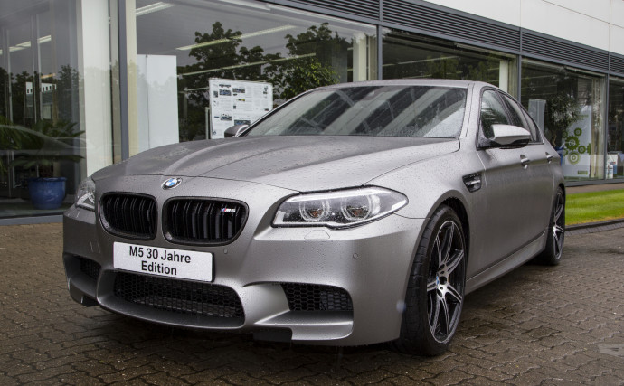 Update All You Need To Know About The 592bhp 30th Anniversary BMW M5