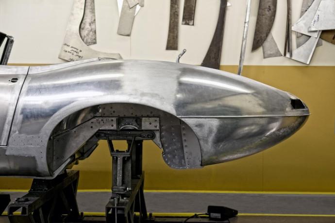 Jaguar lightweight E type 3