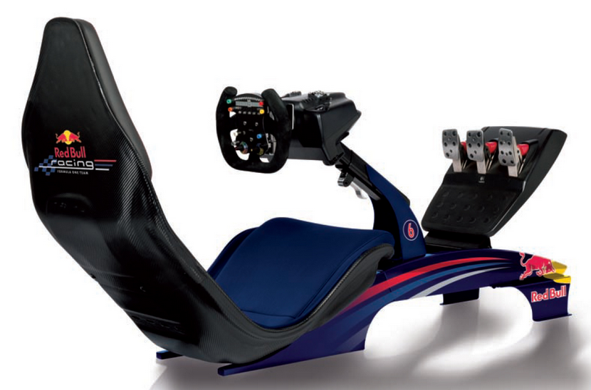 How To Build Your Very Own Kick Ass Racing Simulator