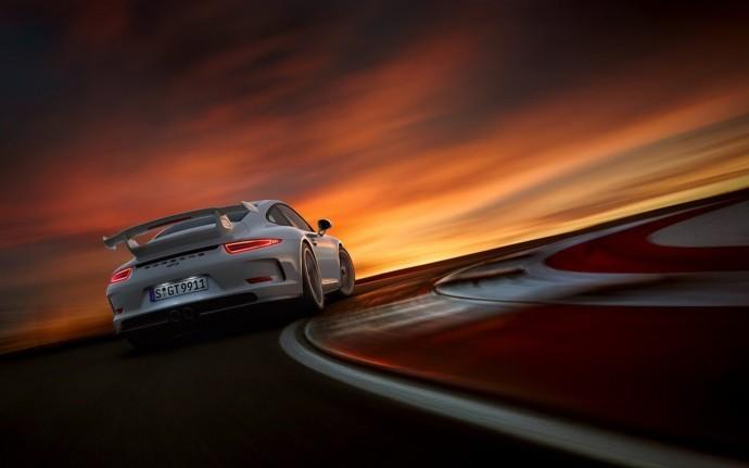 This Porsche 911 Gt3 Pornography Is Your New Desktop Wallpaper