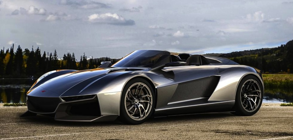 Say Hello To The Rezvani Beast: The Ariel Atom With Clothes